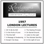 1997 London Lectures