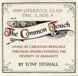 The Common Touch CD