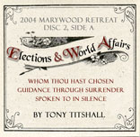 Elections and World Affairs CD