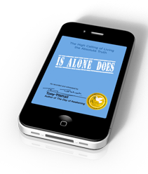 Is Alone Does ebook